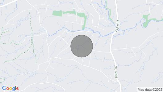 Peaceful Getaway Close to Brisbane Map
