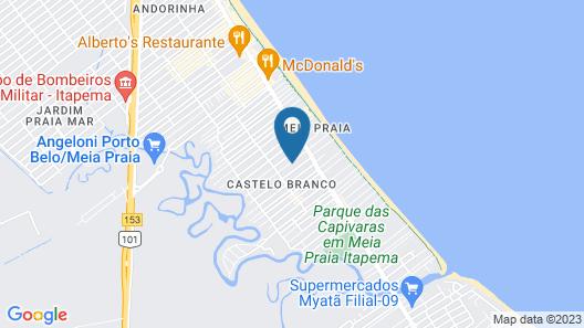 Sofistic Hotel Map