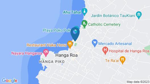 Taha Tai Hotel Map