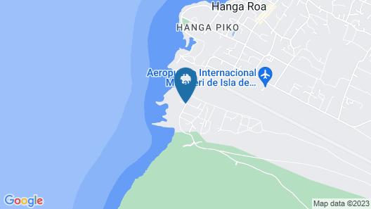 Iorana Hotel Map