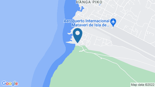 Mataveri Inn Map