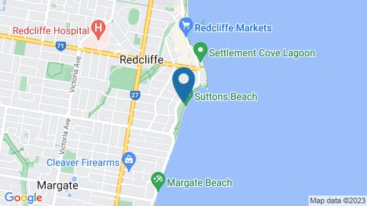 Sutton Beach Apartments Map