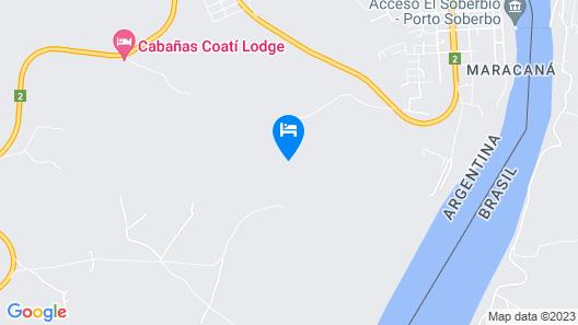 Coati Lodge Map