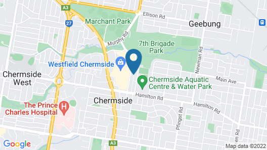 Quest Chermside on Playfield Map