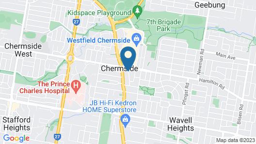 Quest Chermside Map