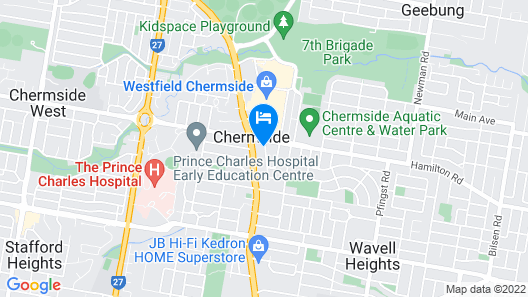 Quest Chermside Map