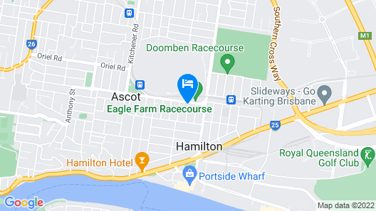 Quest Ascot Map