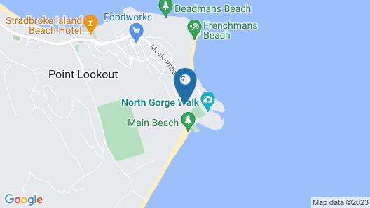 Samarinda Jewel by the Sea Map