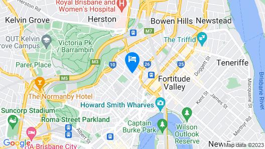 Mantra Richmont Hotel Map
