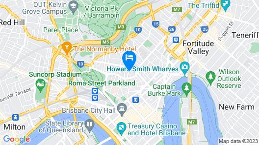 Trilogy Residences Map
