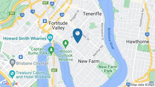 Heal House Map