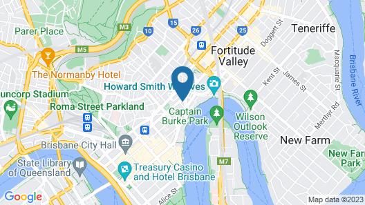 Spire Residences Map