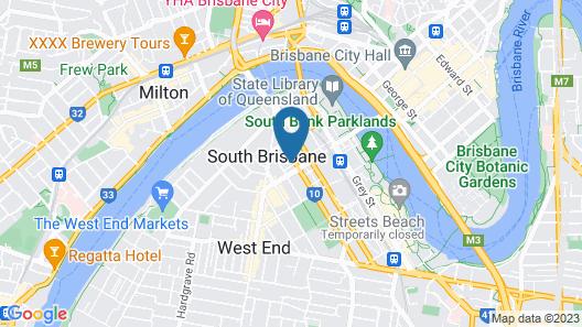 Arise Soda Map