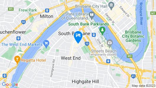 Arise Arena Map