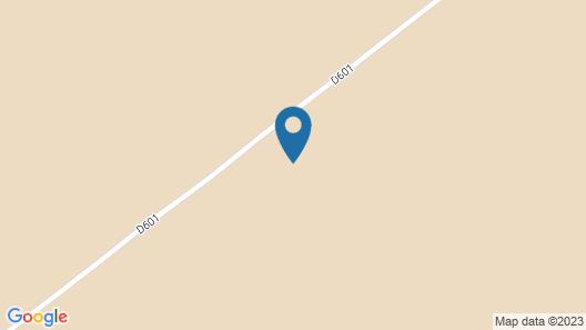 Canyon Lodge Map