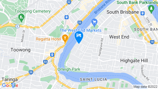 SOKO Waterfront Map