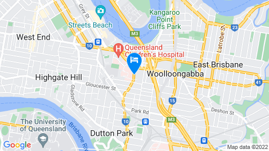 Best Western Plus Hotel Diana Map