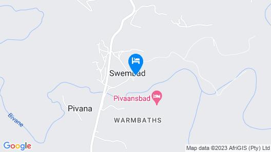 Gooderson Natal Spa Hot Springs & Leisure Resort Map