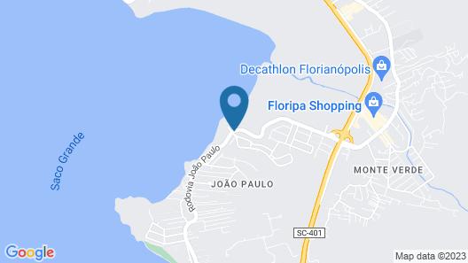 Maria Do Mar Hotel Map