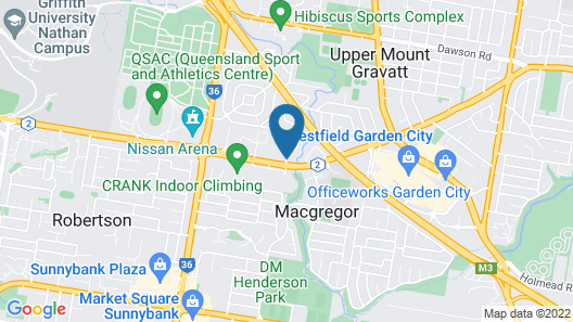 G3 Apartments Map