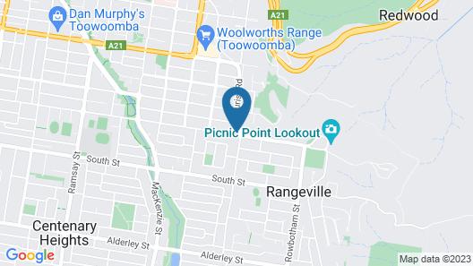 Picnic Point Villas Map