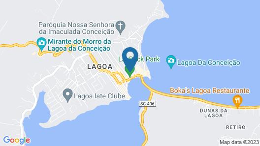 Hotel Boutique Quinta das Videiras Map