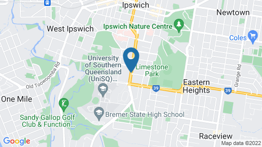 Quest Ipswich Map