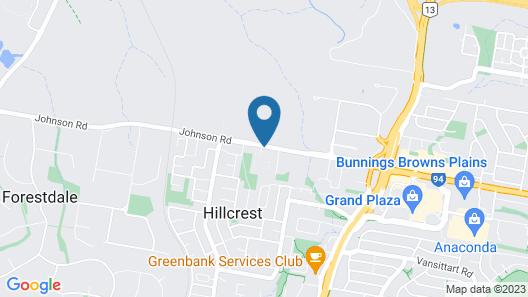 Johnson Road Motel Map