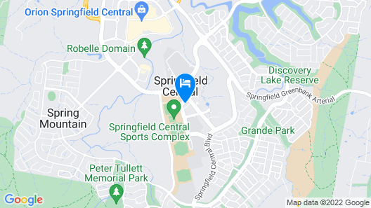 Quest Springfield Central Map