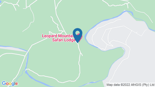 Leopard Mountain Safari Lodge Map