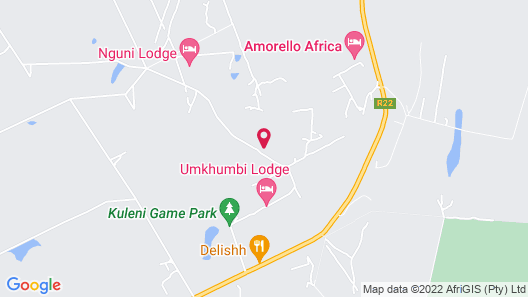 Bushwillow Collection Map