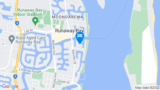 Unwind in a Waterfront Haven Map