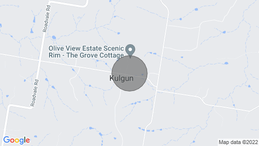 The Grove Cottage Boonah Map