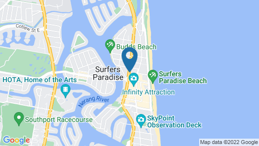 Raffles Royale Map