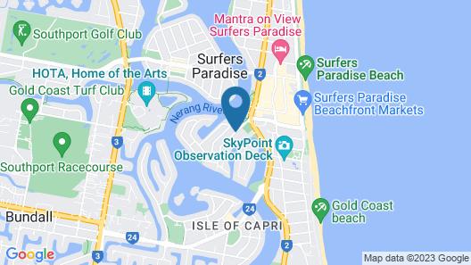 K Resort Map