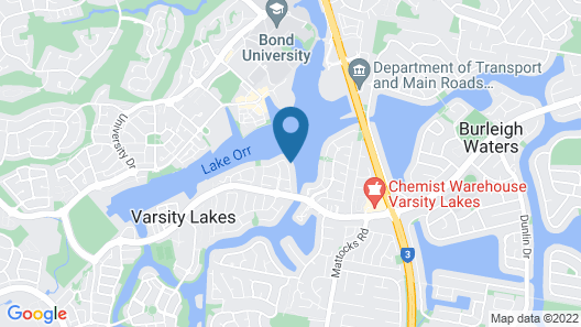 Lakehouse Family Oasis Map