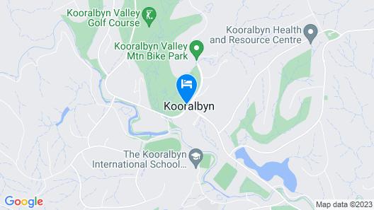 The Kooralbyn Valley Map