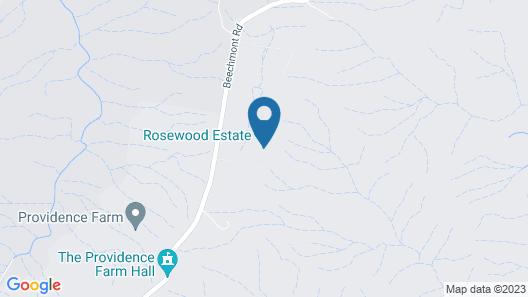 Rosewood Estate Map