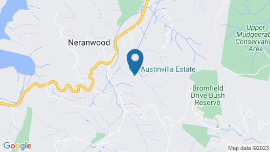 Austinvilla Estate Map