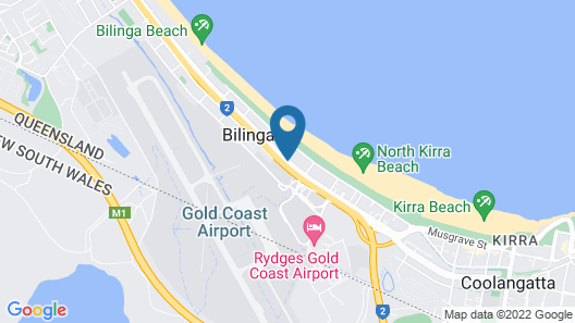 Pacific Place Apartments Map