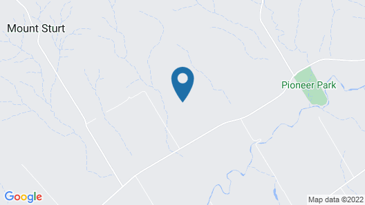 R on the Downs BnB & Spa Cottages Map