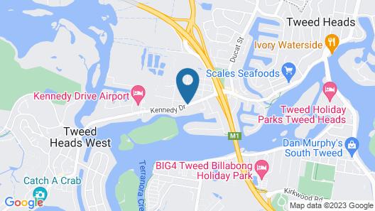 Pyramid Holiday Park Map