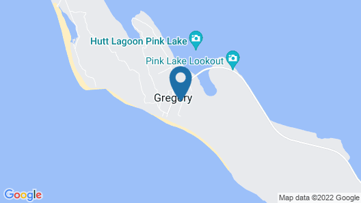 Port Gregory Caravan Park Map