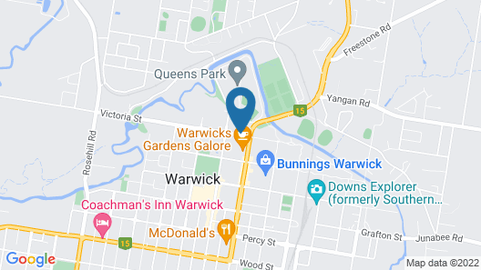 53 on Victoria Map