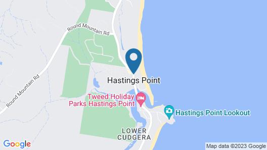 North Star Holiday Resort Map