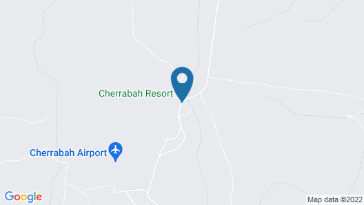Cherrabah Resort Map