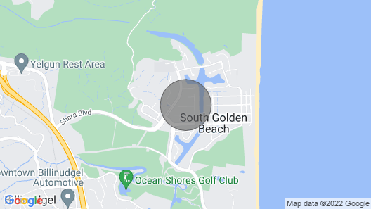 South Golden Surprise Package Map