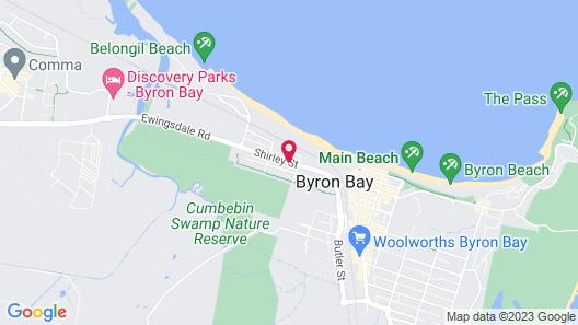 Mariner Bay Apartments Map