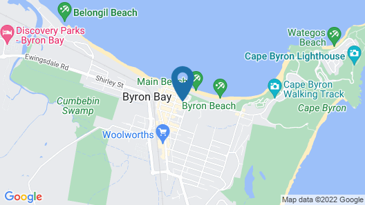 Jades on Lawson 2 Map