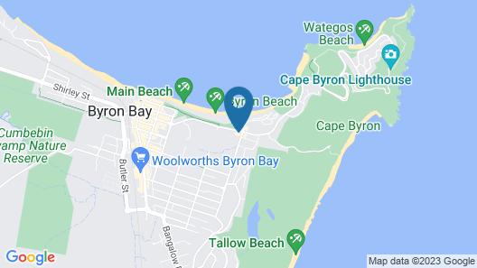 Lisa's on Lawson Map